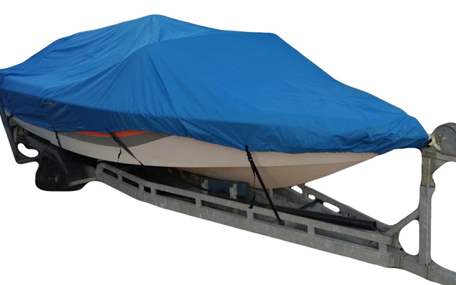 best-boat-covers-buying-guide-Super-Premium-on-Trailer