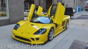 Saleen S7 Twin Turbo | Fastest car in the world | Business Magazine
