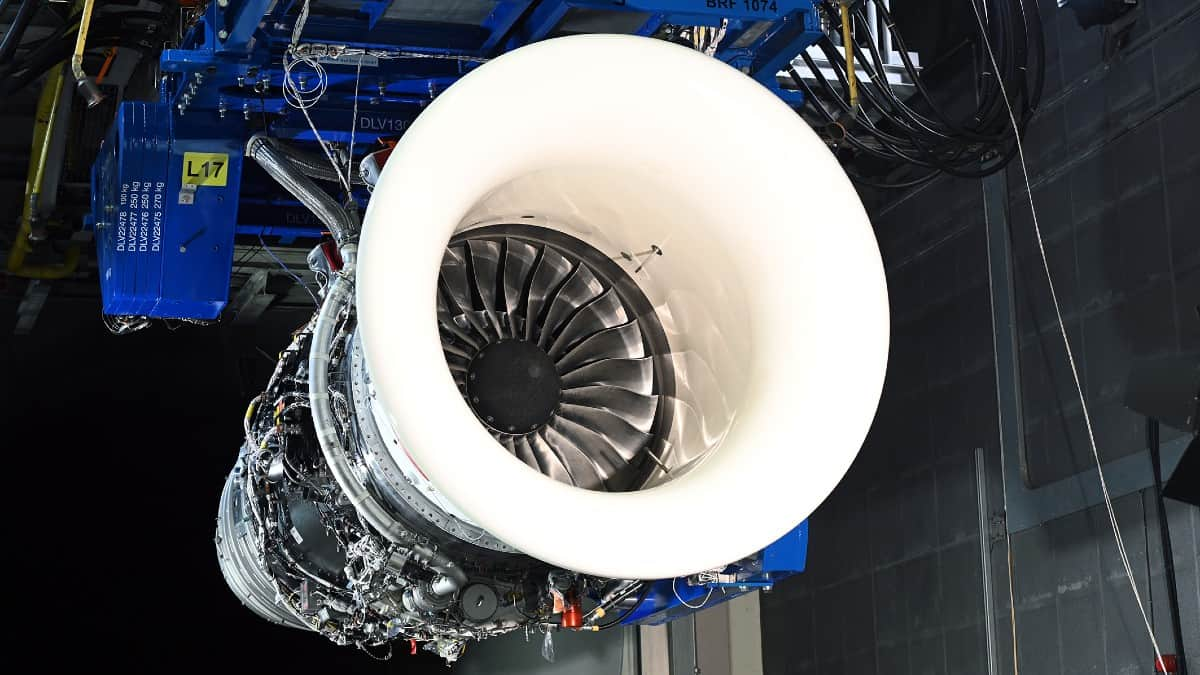 Rolls-Royce's business aviation engine, the Pearl 700
