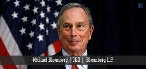 Michael Bloomberg | CEO | Bloomberg L. P. | Insights Success